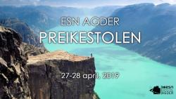 Visit beautiful Preikestolen